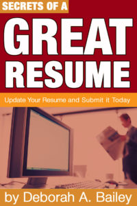 ebook3 200x300 Secrets of a Great Resume